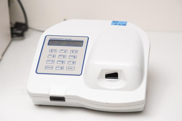 移動式免疫蛍光分析装置