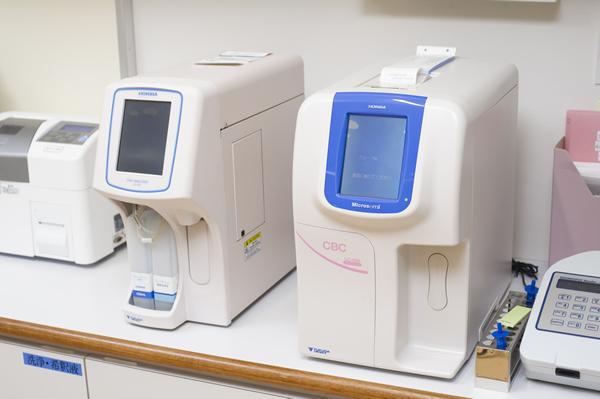 血液検査システム