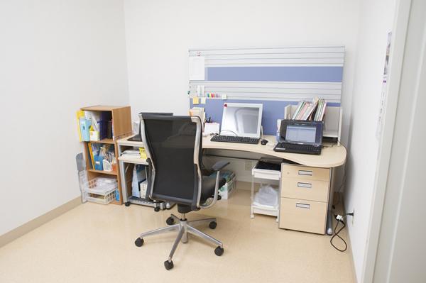 最新の医療と充実した設備